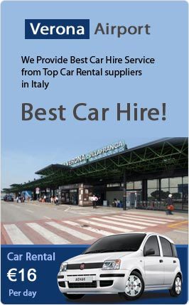Verona Airport Car Rental