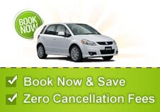 Book Now & Save Zero Cancellation Fees